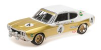 FORD RS 2600 – KENT FRAMI RACING TEAM –  SPA 24H 1972