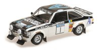 FORD RS 1800 – ALLIED POLYMER GROUP –  WINNERS LOMBARD RAC RALLY 1975