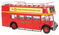 AEC Regent RT RHD London Transport Open-Top 1950