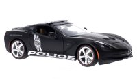 Chevrolet Corvette C7 Stingray Police 2014
