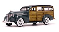 Chevrolet Woody Surf Wagon 1939